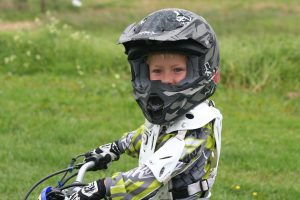 How to get started riding a motorbike