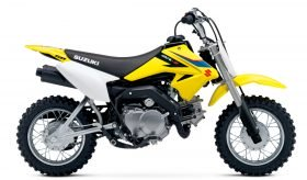 2019 Suzuki DR-Z50, kids bike reviews