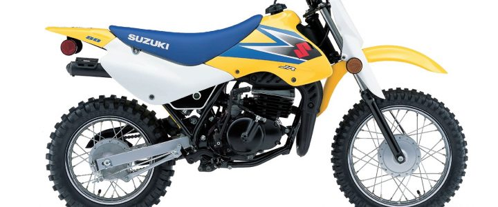 2019 Suzuki JR80, kids dirt bike review