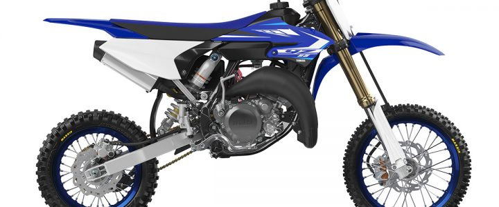 2019 Yamaha YZ65, dirt bike review