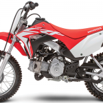 2020 Honda CRF110F Review