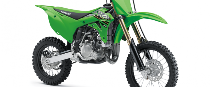 2021 Kawasaki KX85, kids motorcycle reviews