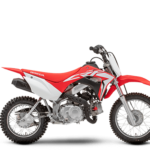 2021 Honda CRF110F Review and Specs