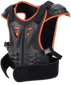 kids body armor, safety gear