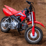 2022 Honda CRF50F Review and Specs
