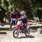 2022 Honda CRF110F Review and Specs